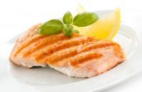 Saumon grillé - istockphoto
